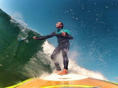 Lokal Surf Bakio Paddle Surf