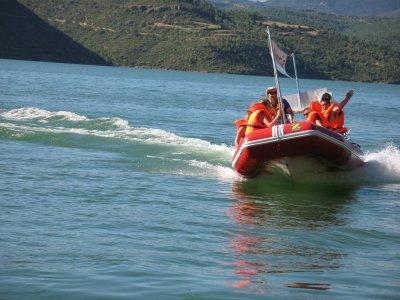 Boat rental no title Lleida 2h