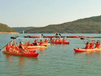 Kayak Rialb 2 hours