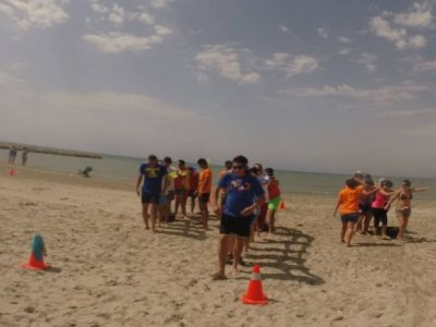 Outdoor Games in Alicante for Adults, 2 Hours