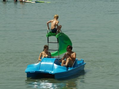 Pedal Boat Hiring in La Manga - 1 hour