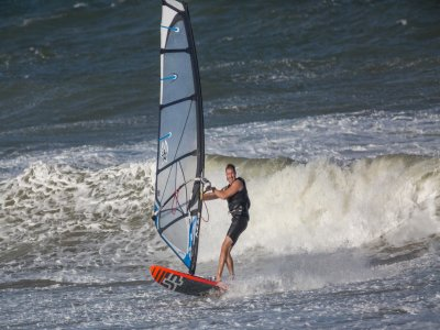 Windsurfing and spa session in Gandía