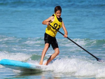 Karting race and Paddle Surf in Gandia
