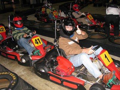 Despedidas de Soltero en Granada Karting