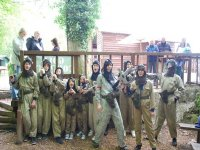 LaserTag - lots of laughs.
