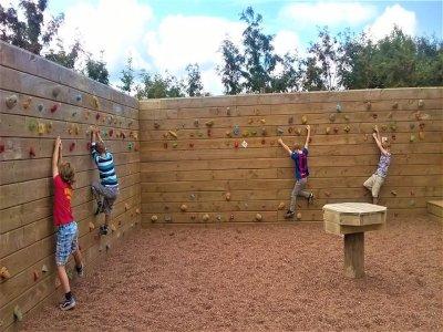 Ultimate Adventure Centre Climbing Wall
