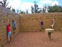 Climbing walls for little kids!