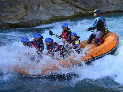 Bachelor (ette) Party + Rafting + Bungee Jump
