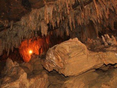 Caving in Ribadesella