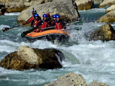 Level II Rafting Gallego River