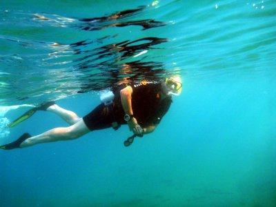 Canoe and snorkel tour Penyal d'Ifac 2 h