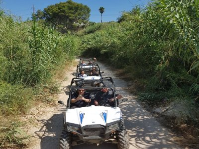 Tour on buggy,Costa Blanca, 3h