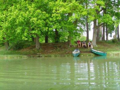 Hampshire Activities Kayaking