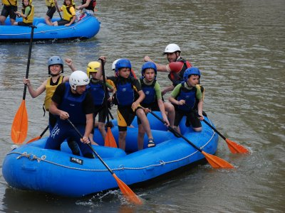 Rafting down the Júcar/Cabriel for children - 3h