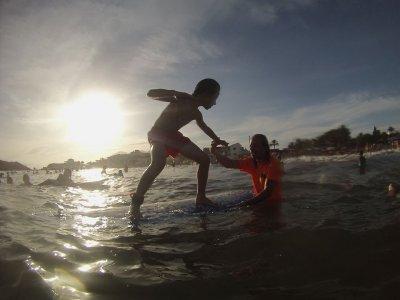 Surfing Course in Mazarrón, 3 days