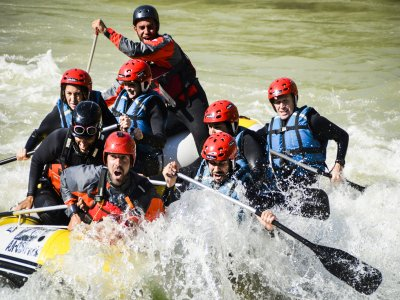 Alúa Rafting