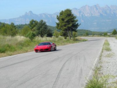 Drive a Ferrari F430 F1 Barcelona