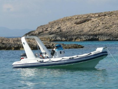 Boat ride in Cabo de Gata 5 coves for adults