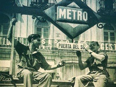2h Madrid city tour about Civil War