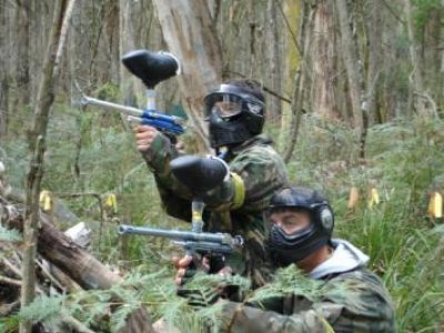 Wilderness Events Paintball