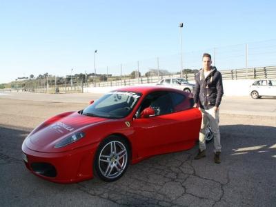 Fórmula GT Circuito de Sevilla