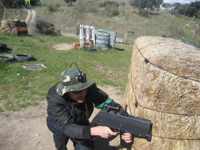 Laser tag + Sandwich for Kids, Tres Cantos, 2h