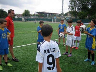 Campus de Fútbol de Corvera