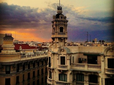 2h mythological Madrid city tour for schools