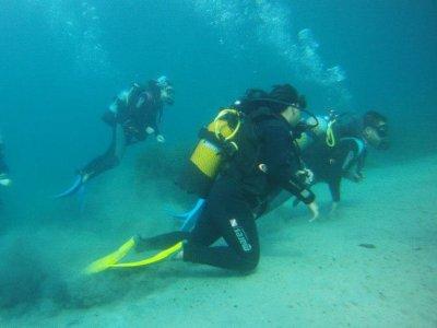 Buceo Aventura Menorca
