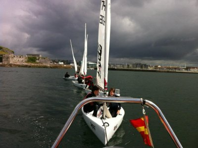 Plymouth & Devon Schools Sailing Association Sailing