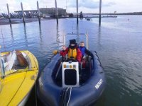 RYA powerboat qualifications available.