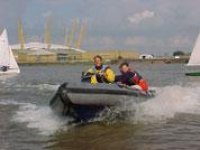 Powerboating London.