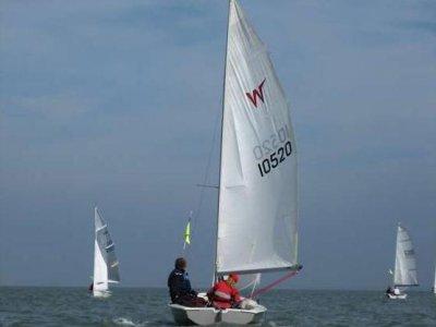 Shadwell Basin Outdoor Activity Centre Sailing