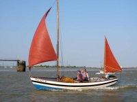 Sailing Club in London.