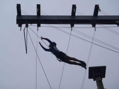 Shadwell Basin Outdoor Activity Centre High Ropes