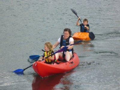 Somerset Adventures Kayaking