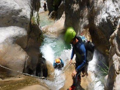 Descend Ravine Verde River, Easy