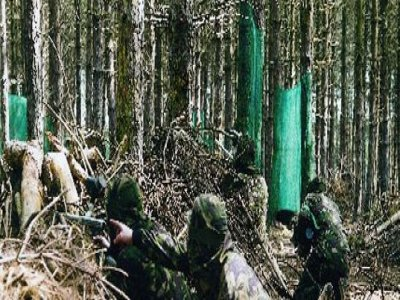 Skirmish Paintball Leicester Airsoft