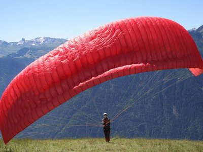 Paragliding in Loarra or Biescas, 15-25 minutes