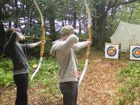 Archery session