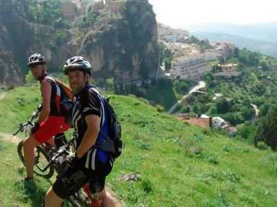 MB route Sierra Cazorla, 4 hours