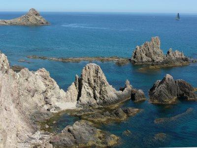 Boat Trip Along the Coast of Almería