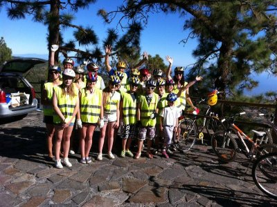 1 day bike rental at Tenerife