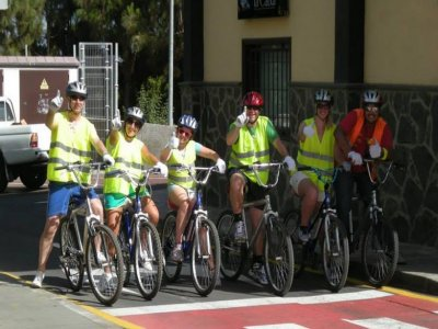 Electric bike rental Tenerife 1 day