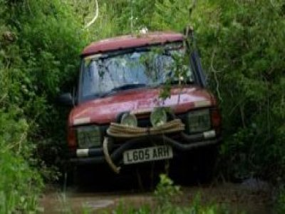 Tour 4x4 Full Day Devon