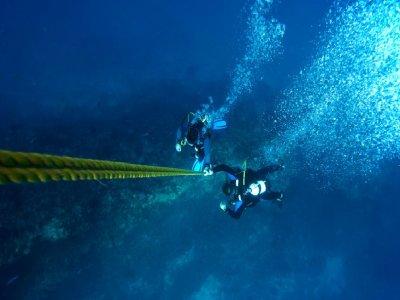 Advanced Open Water Diver in Altea, Alicante