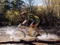 Race through all kinds of terrain