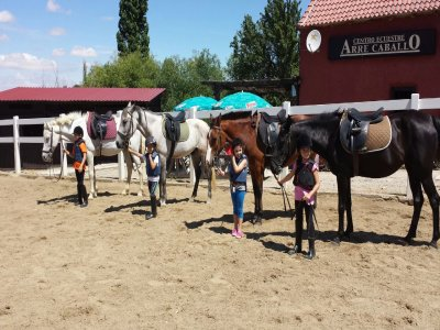 Horse Riding Courses Los Ángeles de San Rafael