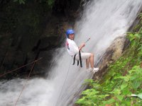 You can abseil all kinds of beautiful venues