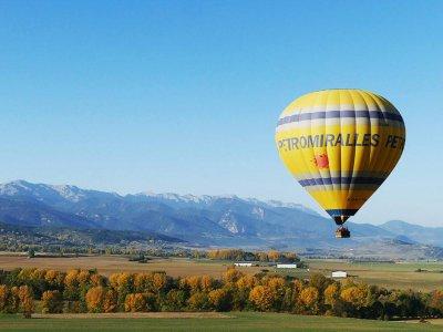 Balloon Ride in Anoia-Igualada + Photos&Diploma